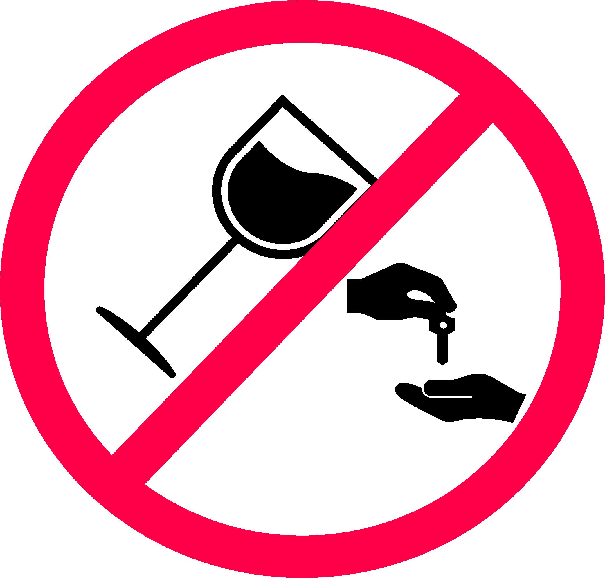 Discreet Designated Driver Logo